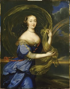 Françoise Athénaïs de Rochechouart de Mortemart, marquise of Montespan (5 October 1640 – 27 May 1707), mistress of King Louis XIV of France during Affaire des Poisons from the 1670s to the 1680s.  Image Source: Wikicommons