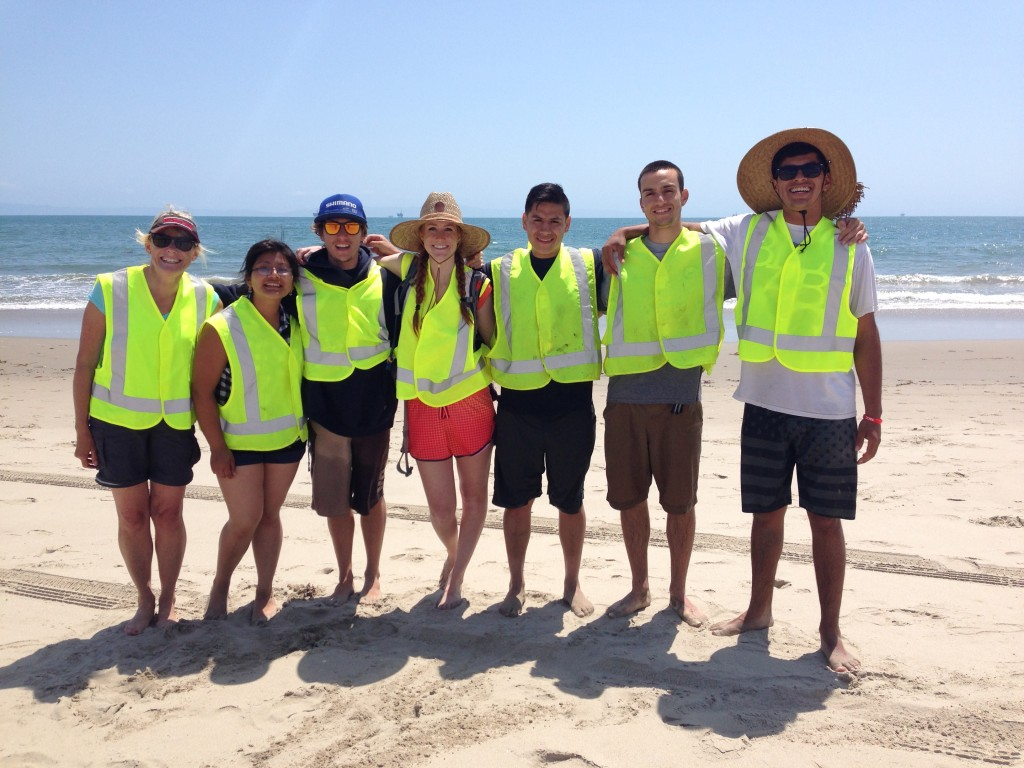 Summer Research Institute Carpinteria North Team 2015 06 05