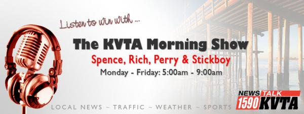 KVTA Morning Show pic